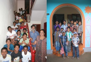 I ragazzi della Boys Home e i maschietti Tribal