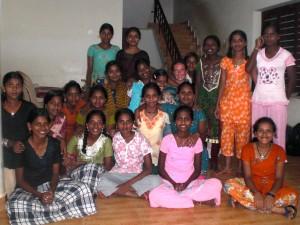 Le ragazze della Home for Girls