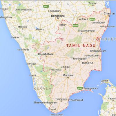 kerala-tamil-nadu-map