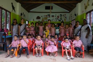 POOZHANAD nursery school