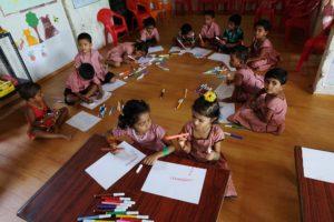 KOVIL VILA nursery school