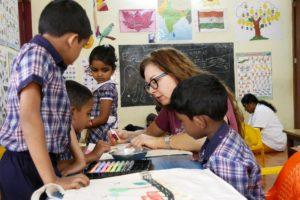 RICREAttivo, diario delle attività in India