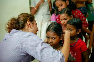 Diventa volontario Namaste