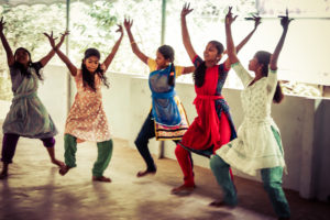 Dance class (corsi di danza)